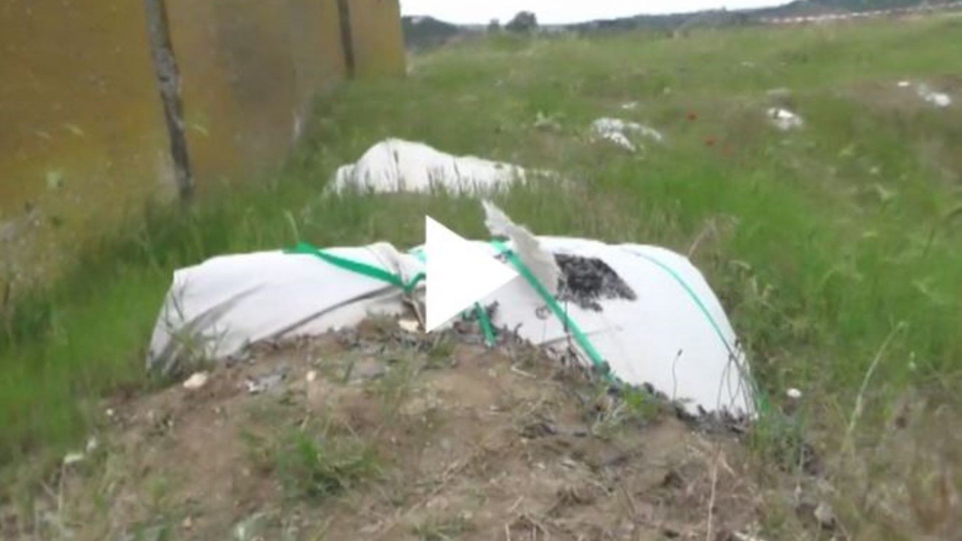 Засега РИОСВ - Плевен не може да каже кой е заровил отпадъците край Червен бряг
