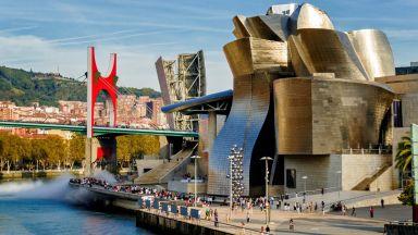 """Музеят """"Гугенхайм"""" в Билбао отново приема посетители"""