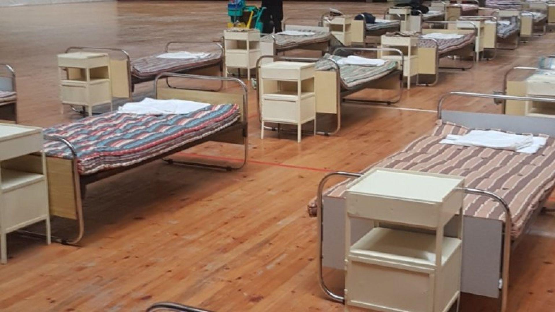 Двете полеви болници - в Пловдив и Русе, са демонтирани,