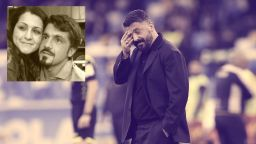 Семейна трагедия потопи в скръб Гатузо и италианския футбол