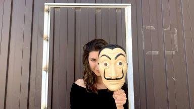 Българката в La Casa de Papel: Алекс и светът на специалните ефекти