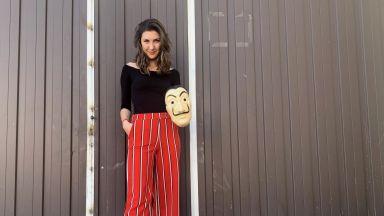 Българката в La Casa de Papel :  Алекс и светът на специалните ефекти