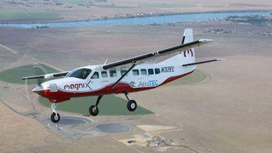 Успешен полет за най-големия електрически самолет (видео)