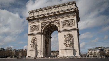 Ще опаковат Триумфалната арка по проекта на Кристо
