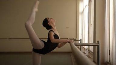 Стефания Гащарска е първата македонска балерина, станала част от Болшой театър