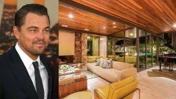 Вижте приказната къща на Лео ди Каприо, която дава под наем за 4.5 хил. долара на вечер