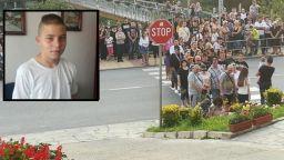 3 г. затвор за шофьора, който прегази на тротоар 13-годишния Митко