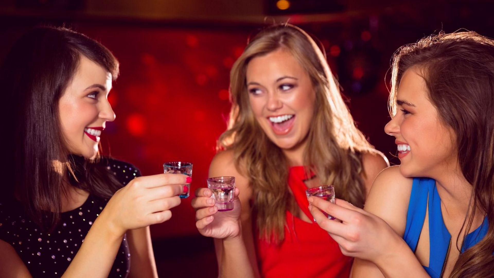 За жените и алкохола: по-застрашени са от вероятността да развият зависимост
