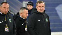 Треньорът на Лудогорец: Искаме да си върнем на Левски