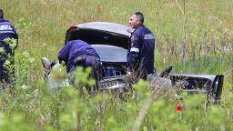 75-годишен шофьор загина, след като колата му се преобърна край Варна