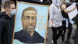 Четирима бяха обвинени в нарушаване на гражданските права при смъртта на Джордж Флойд