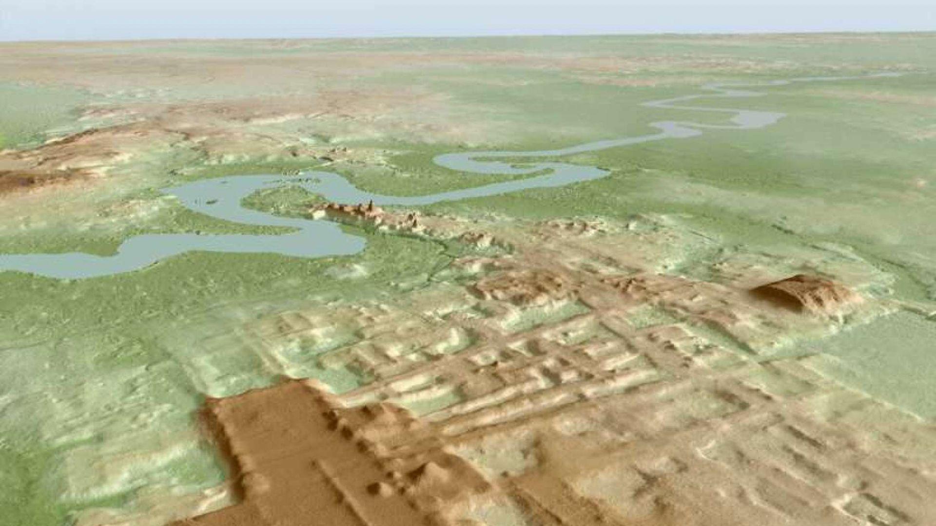 Археолози откриха най-стария храм на маите