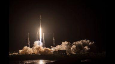 SpaceX изведе в орбита още 57 сателита за Starlink