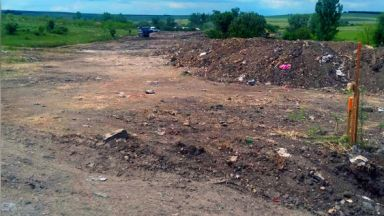 Рекултивират сметището в Болярово, 10 години след закриването му