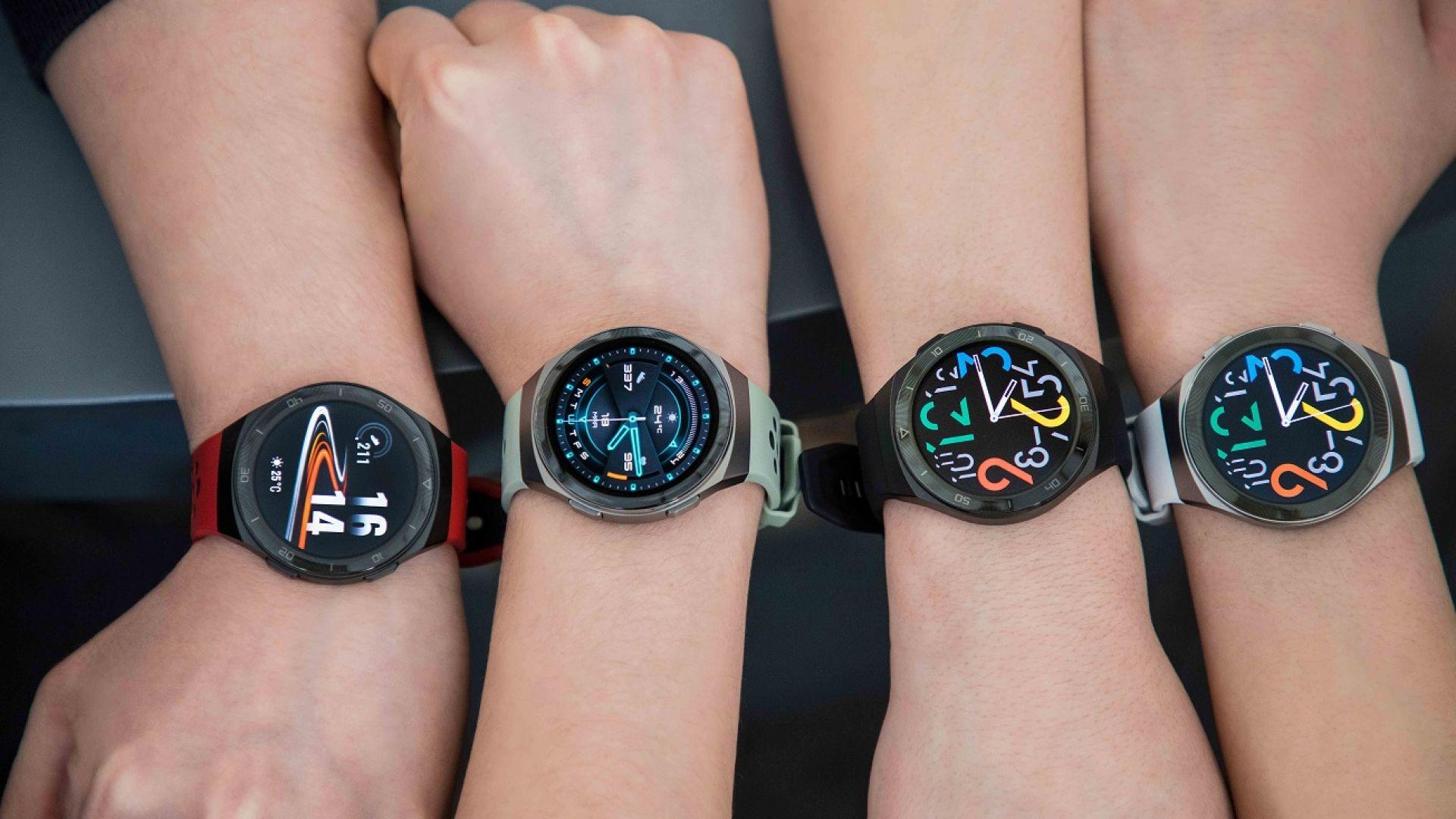 Huawei отбеляза рекорден успех с умните си часовници