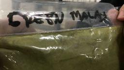 """Хванаха пратки с дрога от Индонезия, """"маскирана"""" като чай"""