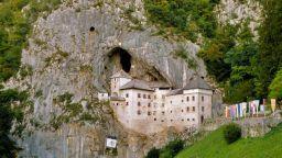 Старинният замък Предяма бил убежище на словенския Робин Худ