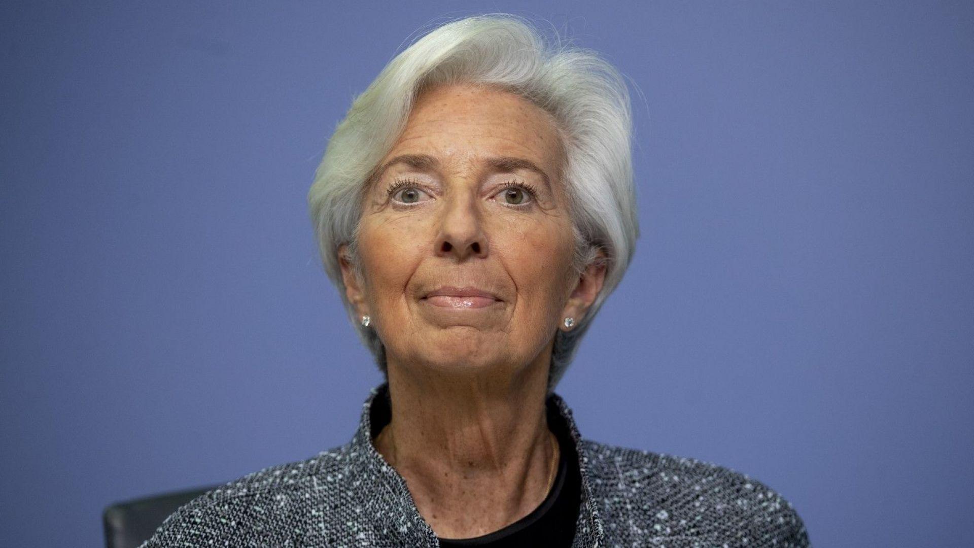 Лагард от ЕЦБ: Европа загуби само за 2 тримесечия толкова, колкото спечели за 15 години