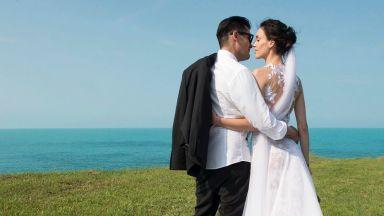 Луиза Григорова и Мартин Макариев: 3 години брак и любов