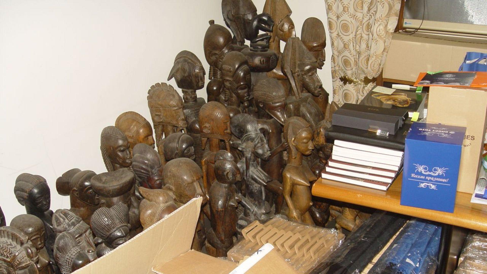 Бизнесменът Васил Божков е регистрирал едва 212 артефакта, а досега