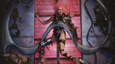 Лейди Гага оглави британската класация за албуми