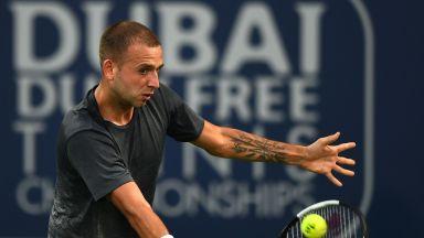 Ярост и кокаин - няма по-гневен тенисист от Дан Евънс