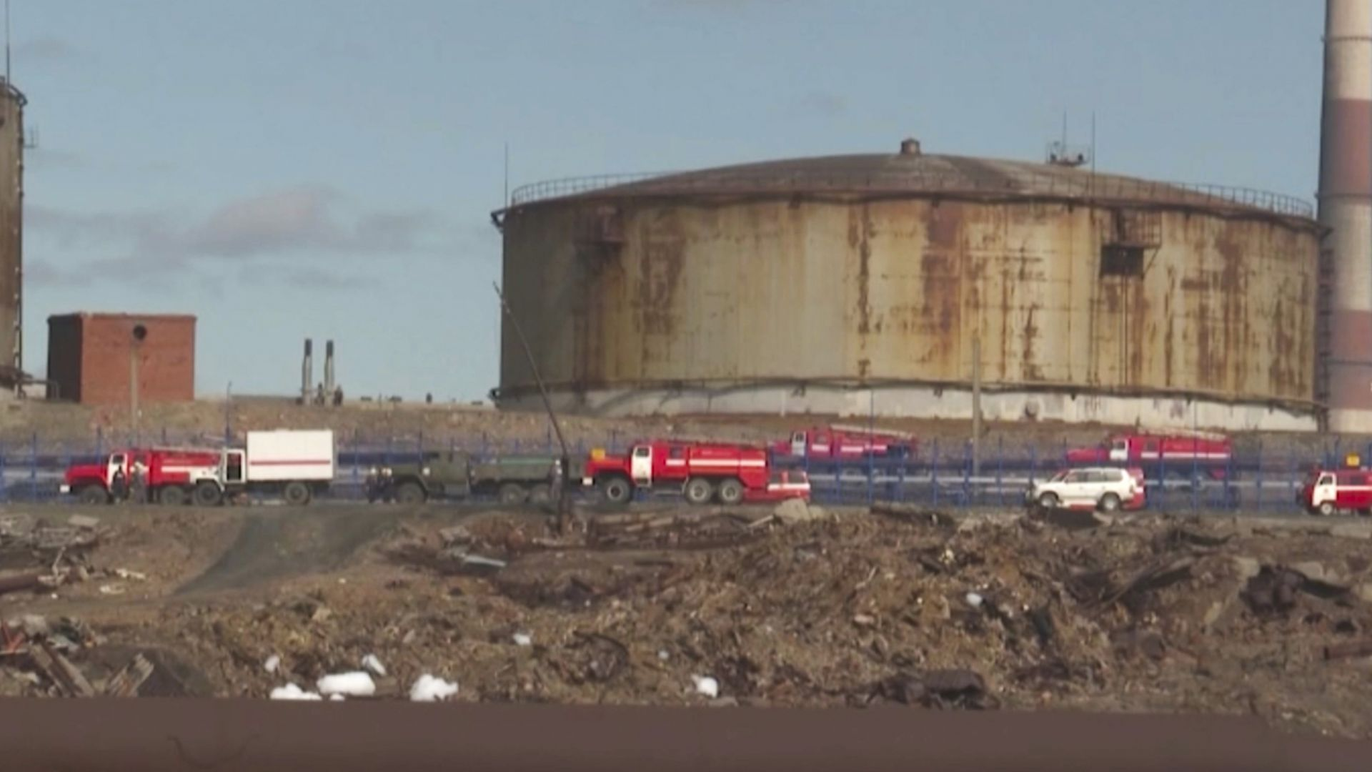 След аварията в ТЕЦ-3: Първи успех в борбата с екокатастрофата в руската част на Арктика