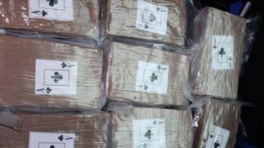 Мексиканската армия задържа самолет  с 1,5 тона кокаин
