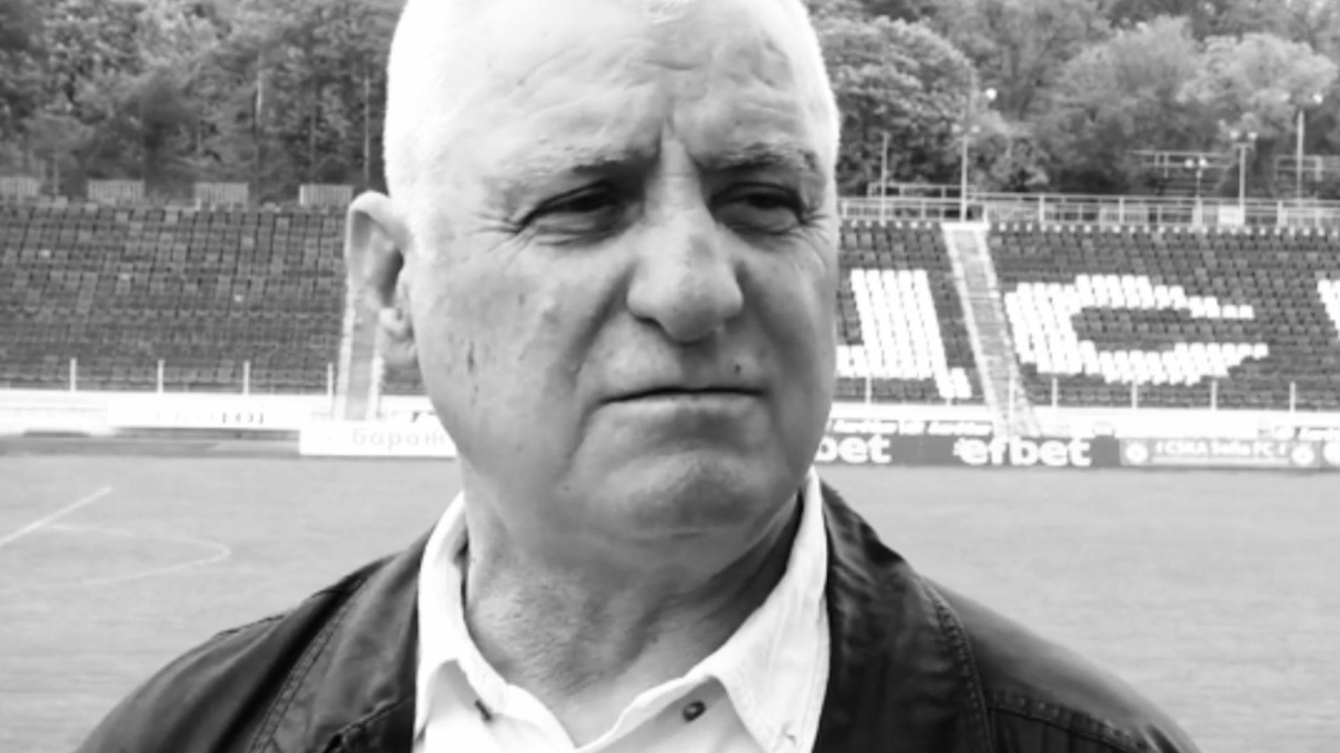 Почина легендата Борис Гаганелов