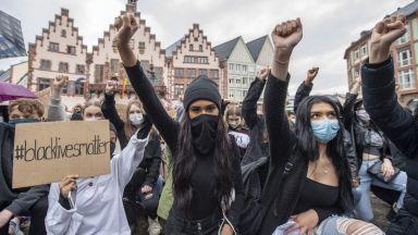 Продължават протестите в цял свят след убийството на Джордж Флойд