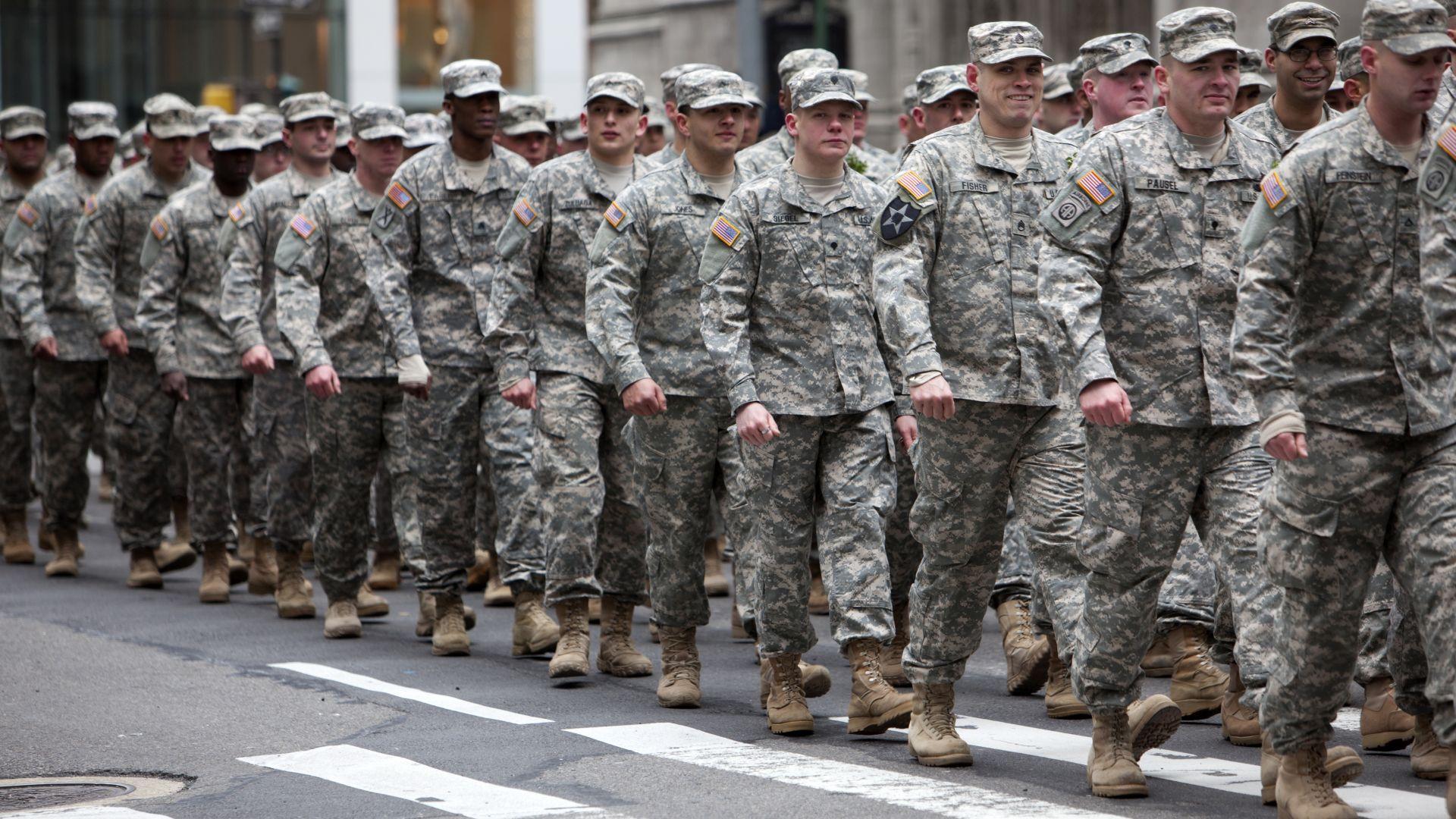 След Сирия и Афганистан: САЩ планира изтегляне на военни и от Германия