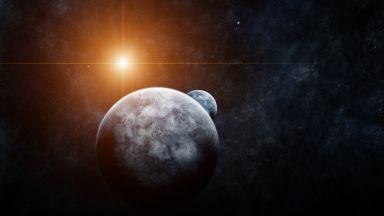 Откриха огледално отражение на Земята и Слънцето