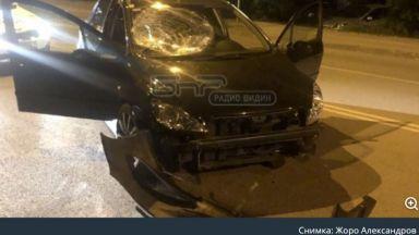 18-годишен блъсна момиче на пешеходна пътека във Враца, влачи го 10 метра