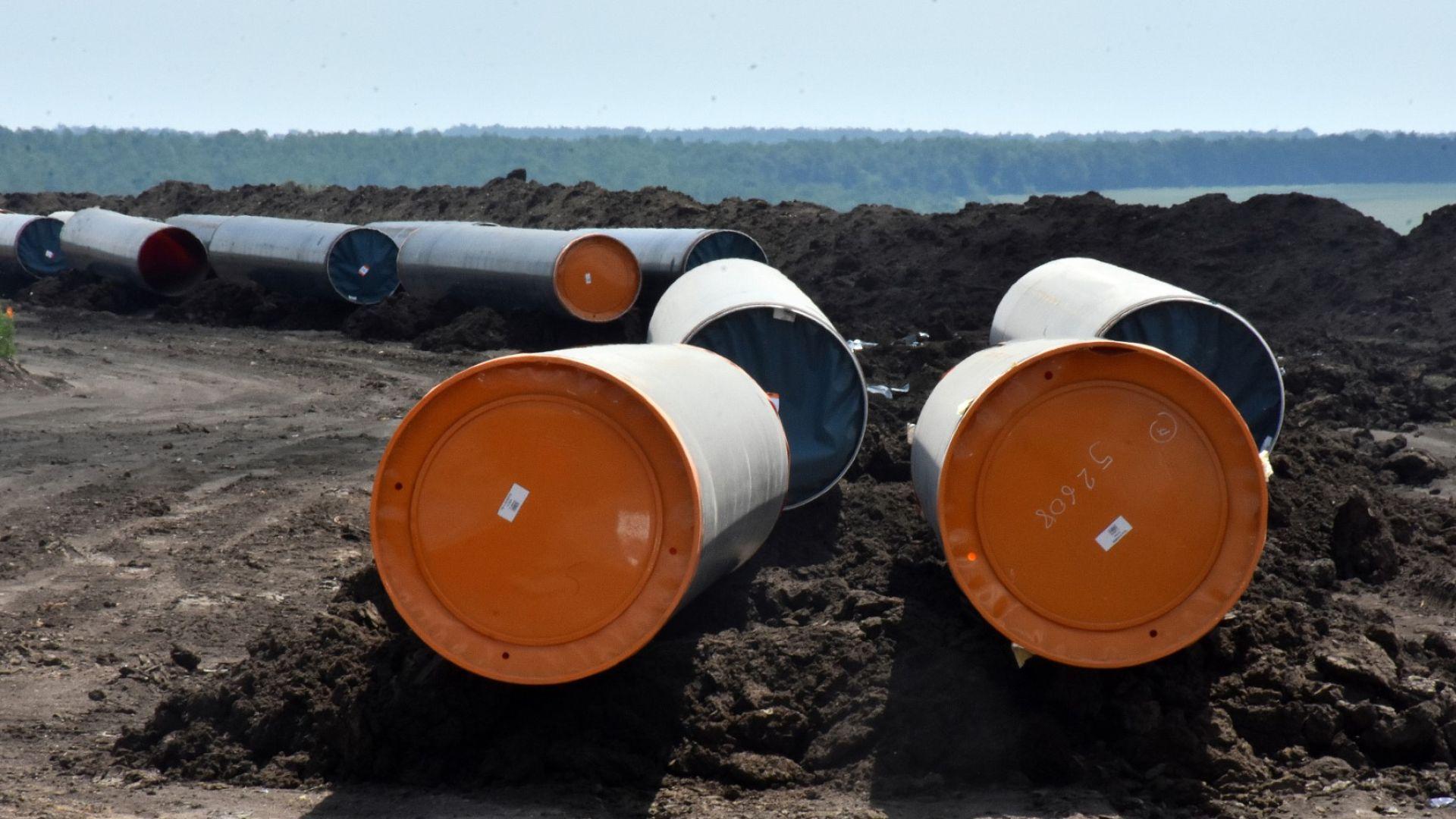 Азерският газ влиза в България на 31 декември