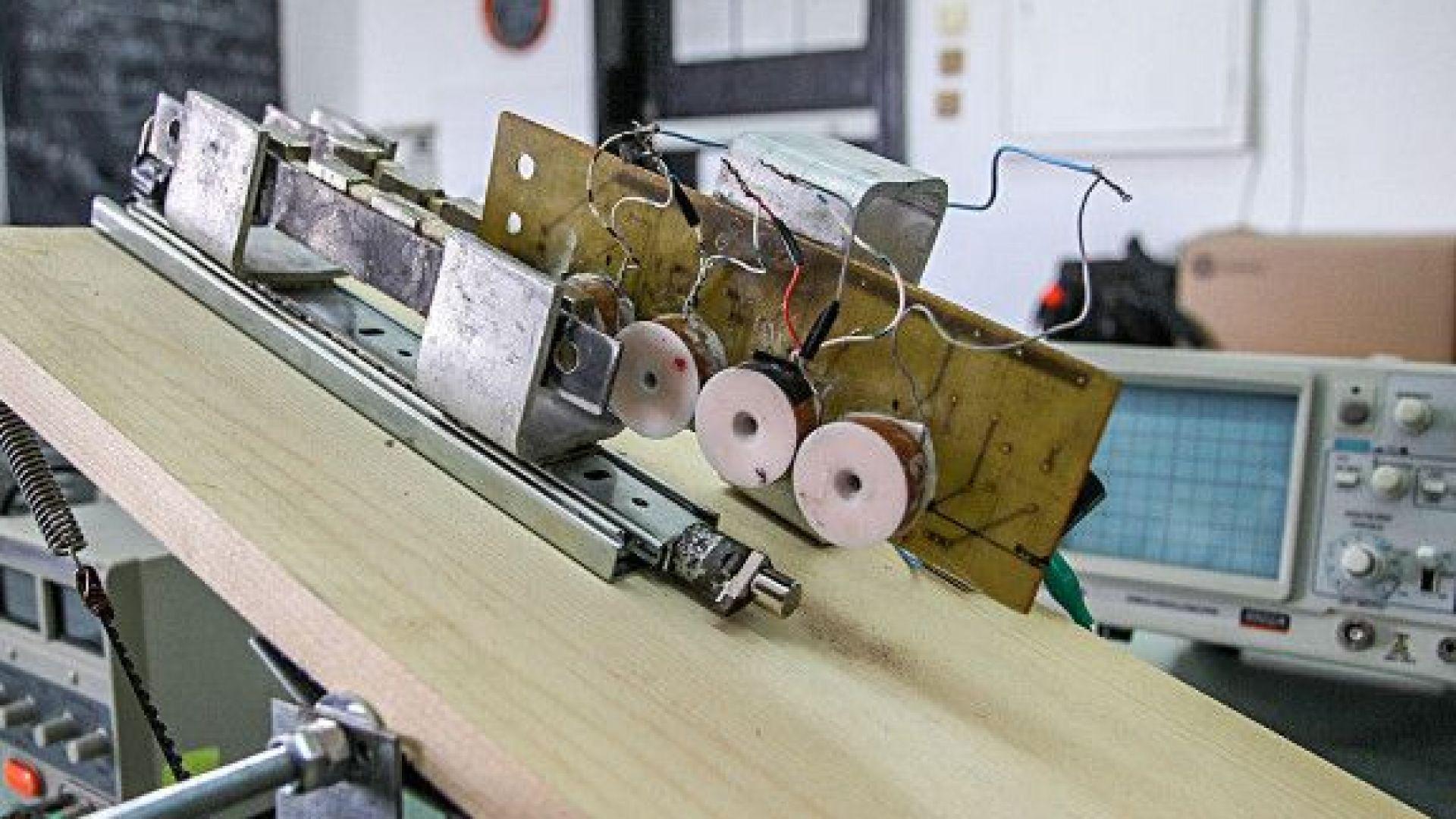 Секретно изобретение в Пловдив: Правят машина за ток от морски вълни