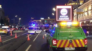 Известен руски актьор катастрофира пиян и уби човек (видео)
