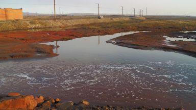 Разлятото в Норилск гориво може да стигне до Северния ледовит океан