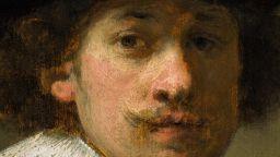 Автопортрет на Рембранд се продава за 20 милиона долара