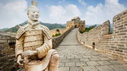 Нови открития около Великата китайска стена
