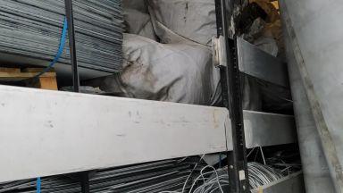 137 т пластмасови и метални отпадъци в турски тирове задържани на Капитан Андреево (снимки)