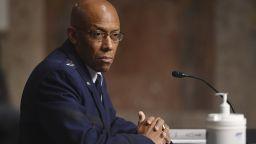 Афроамериканец за първи път е назначен да ръководи щаба на военновъздушни сили на САЩ