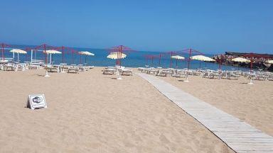 Пет лева за Wi Fi на плажа вместо за чадър и шезлонг