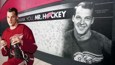 Мистър Хокей - вечният герой на хората
