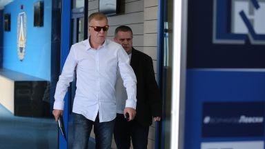 "Сираков убеди играчите на ""Левски"" да намалят заплатите си"