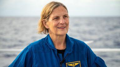 Американка е първата жена, достигнала Марианската падина