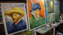 Любопитно писмо за посещенията на Ван Гог и Гоген в бордеи се продава 282 000 долара