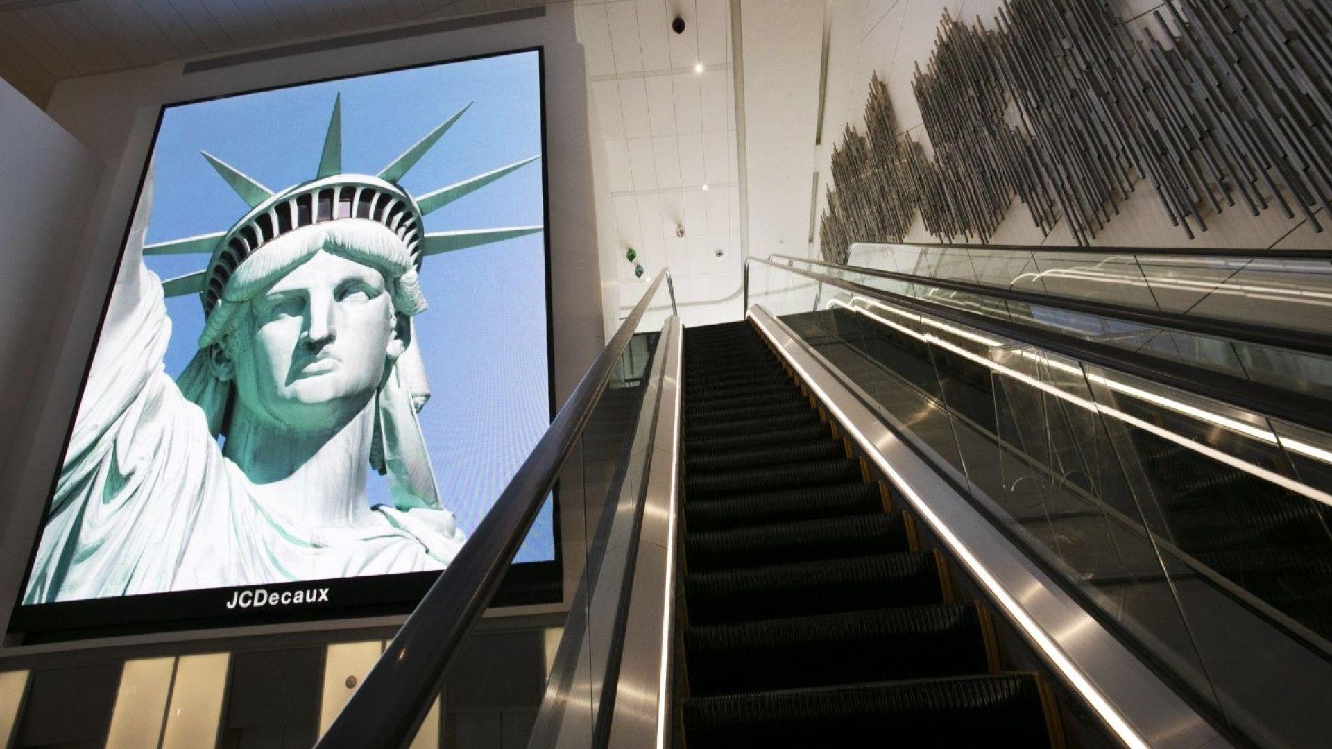 В Ню Йорк бе открит новият терминал на летище Ла Гуардия (снимки)