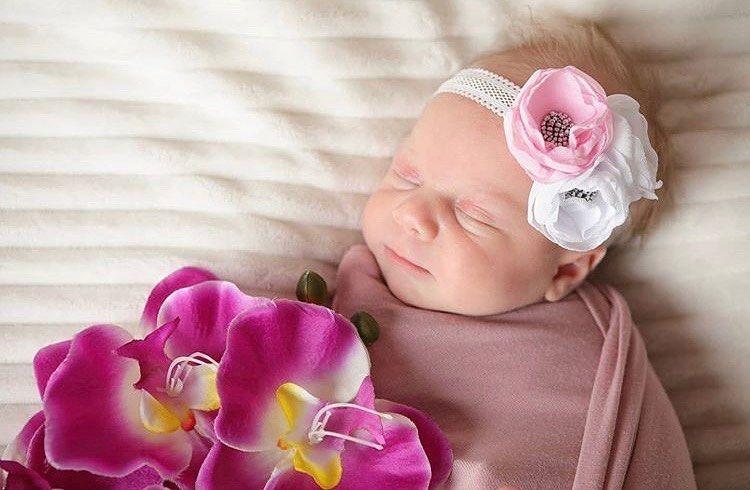 Най-малката внучка на Илиана Раева - Асияна