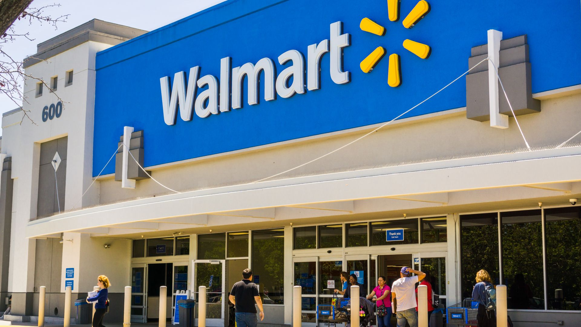 Най-голямата американска верига магазини за търговия на дребно