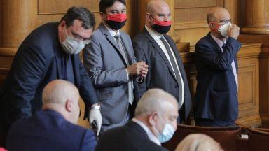 Депутатите приеха на второ четене промените в Закона за МВР, обезщетение до 20 заплати